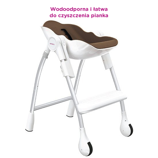 Cocoon™ - The Complete High Chair (Almond)