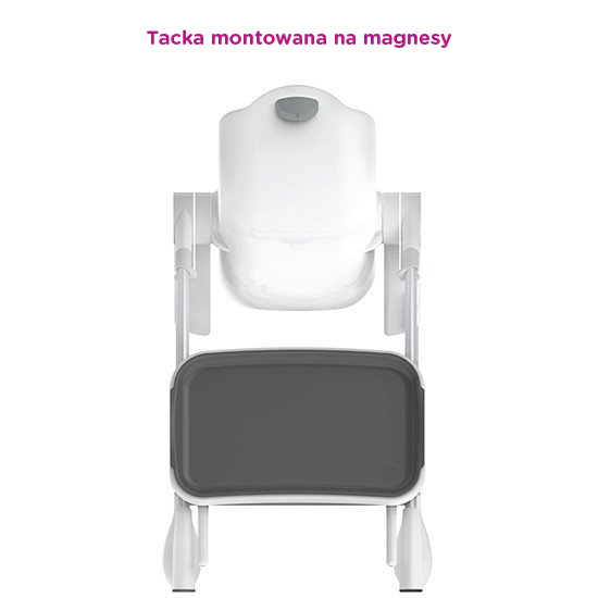 Cocoon™ - The Complete High Chair (Slate)